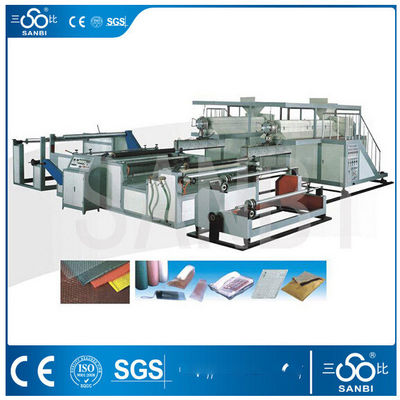 China 3/5 van de Bellenlagen Film die tot Machine 1100m/h maken Plastic Blazende Machines verdeler
